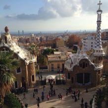 Парк Гуэля,Барселона