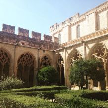 Монастырь Сантес Креус, Таррагона.
