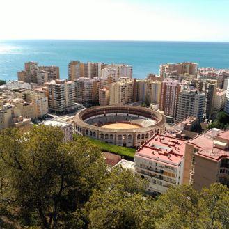 Юг Испании, Малага.